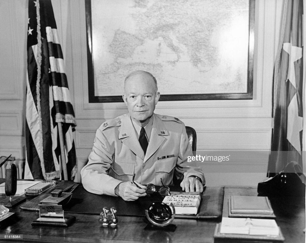 19 Dec General Eisenhower first NATO Supreme Allied ...