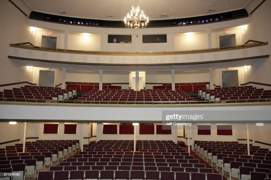 The interior of Dothan Opera House  Pictures   Getty Images The interior of Dothan Opera House