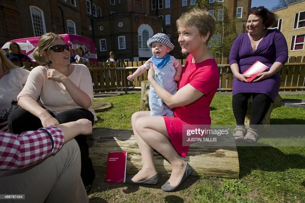 Yvette Cooper | Getty Images