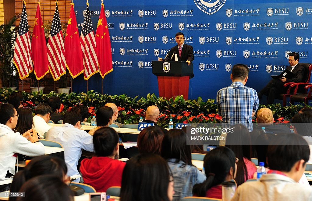 The new US ambassador to China, Gary Loc Pictures | Getty ...