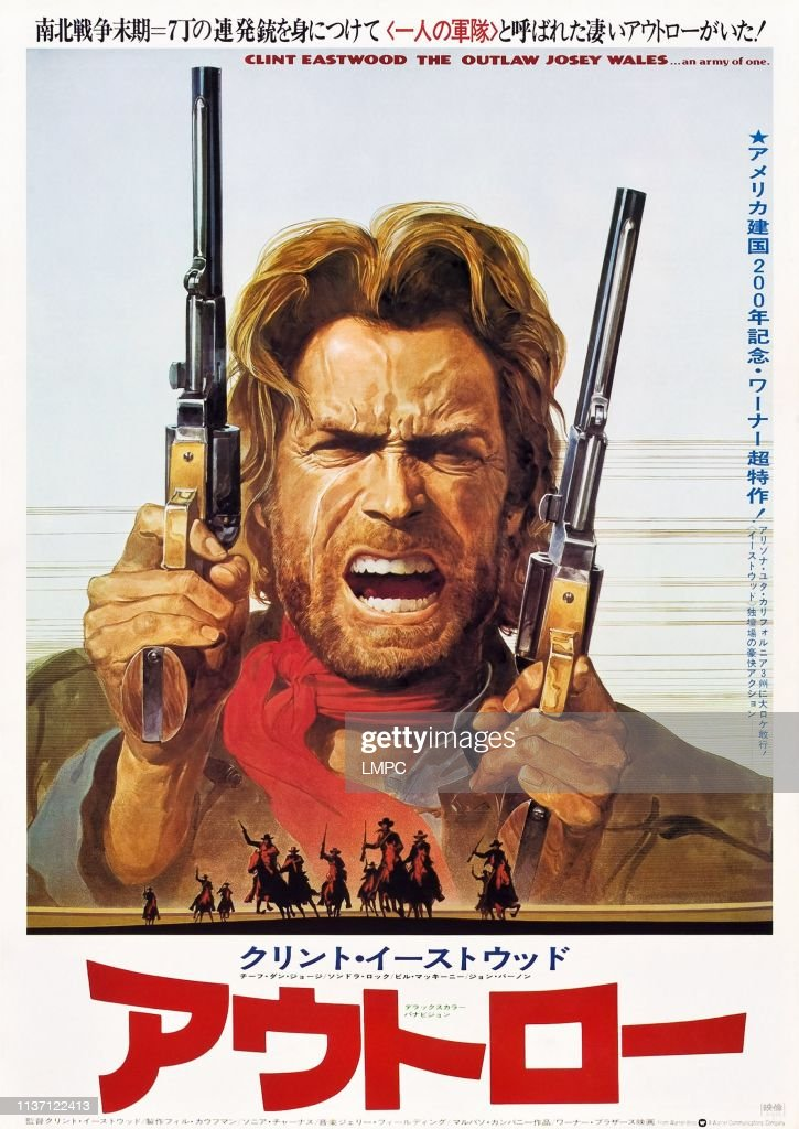 88 the outlaw josey wales bilder und fotos getty images