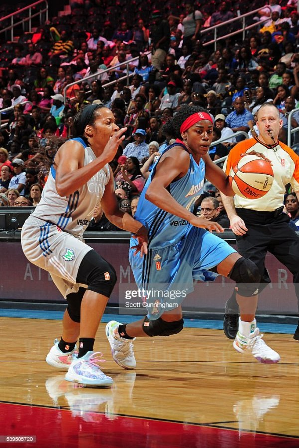 Minnesota Lynx v Atlanta Dream | Getty Images