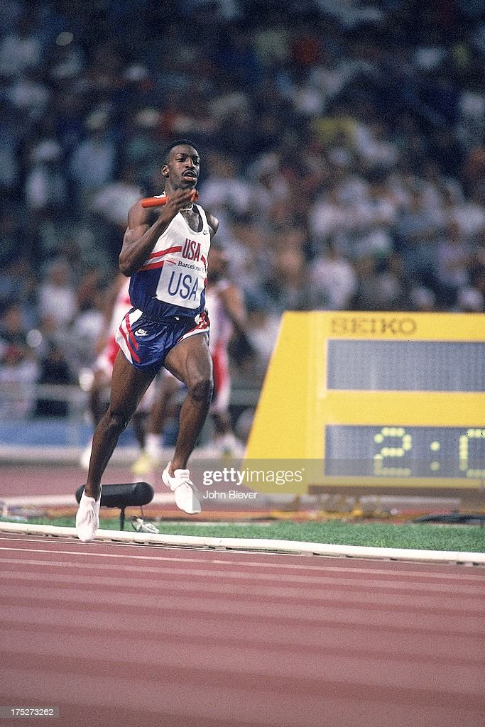 Track & Field, 1992 Summer Olympics Pictures | Getty Images