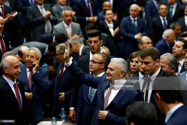 AK Party Group Meeting in Ankara | Getty Images