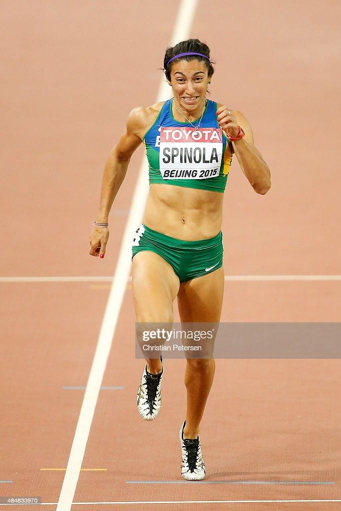 Vanessa Spínola Photos et images de collection | Getty Images