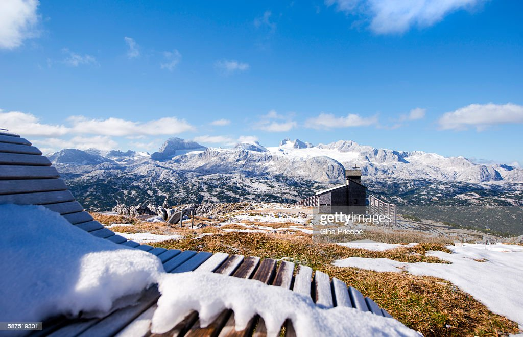Dachstein Glacier Stock Photos And Pictures Getty Images