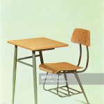 Vintage Photograph Of A One Piece Student Desk And Chair 1950s News Photo Getty Images