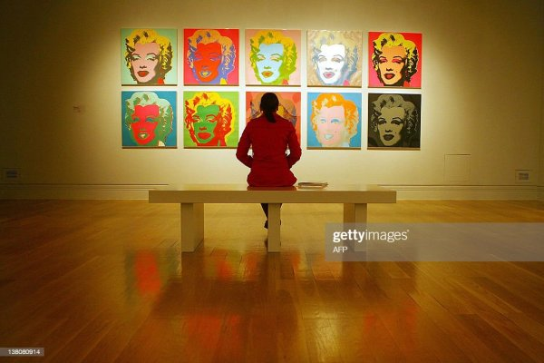 Andy Warhol | Getty Images