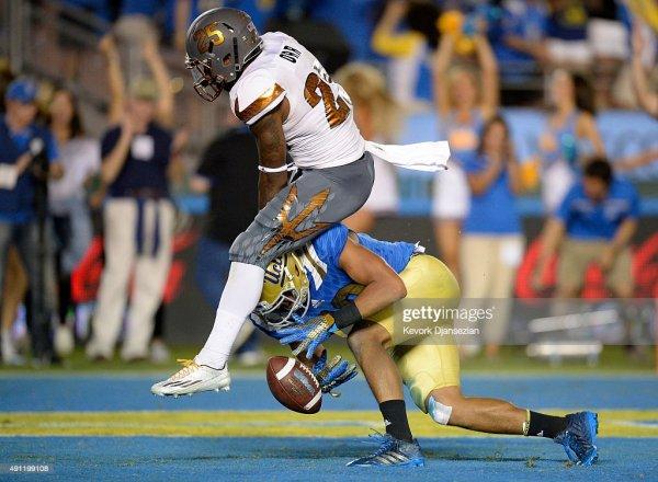 Arizona State v UCLA | Getty Images