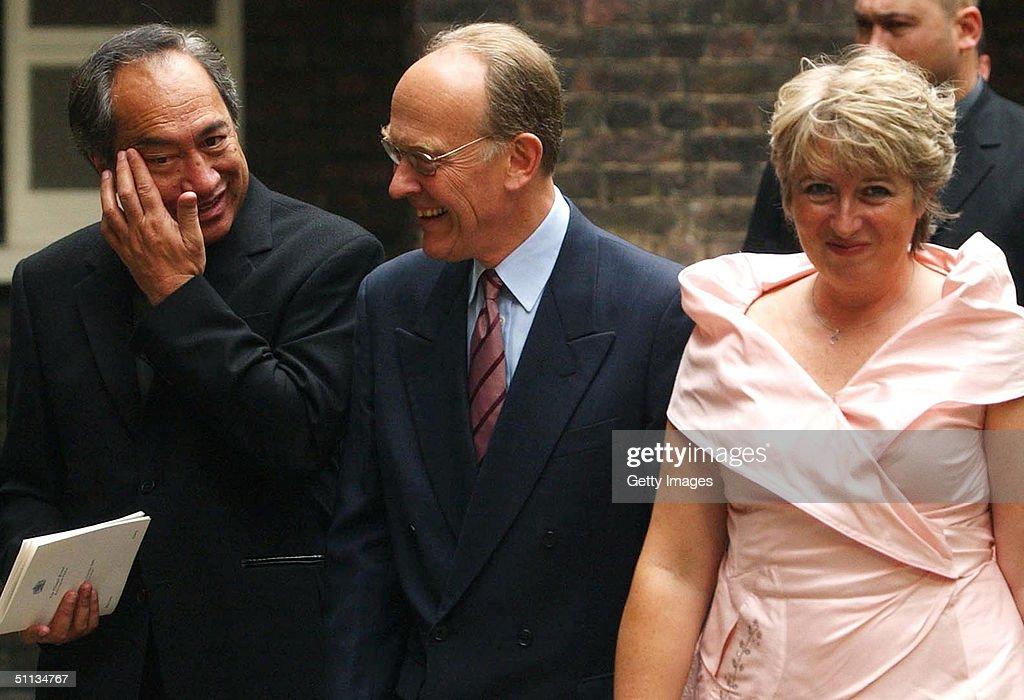 Lady Davina Windsor Weds Maori Builder At Kensington