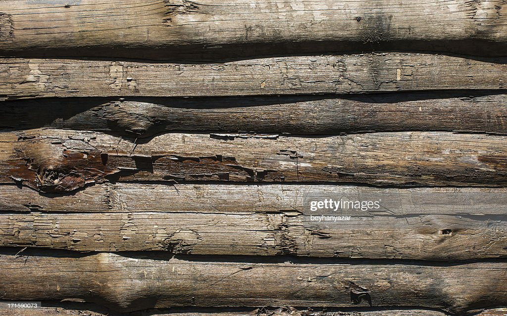 Log Cabin Wall Stock Photos And Pictures Getty Images