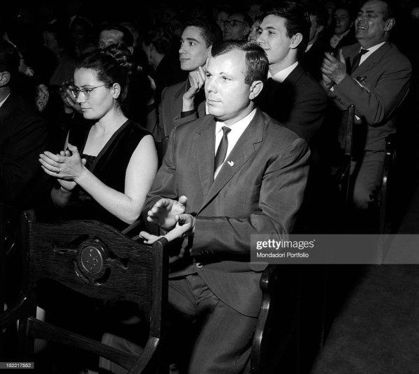 Yuri Gagarin | Getty Images