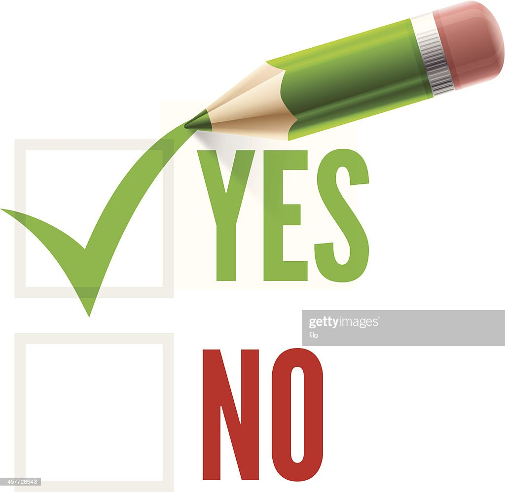 Yes Check Mark High-Res Vector Graphic - Getty Images on ✔  id=28860
