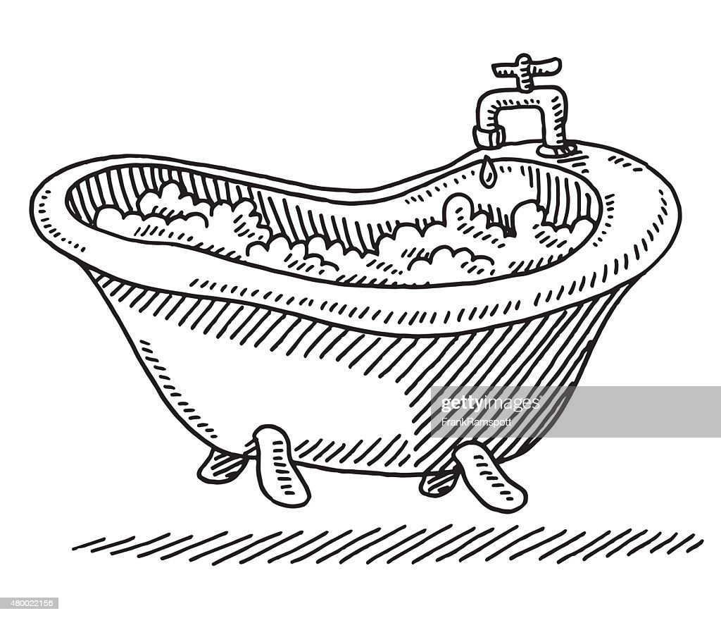 https www gettyimages fr illustrations baignoire