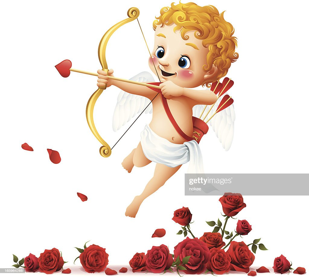 Cupid Stock Illustrations And Cartoons Getty Images