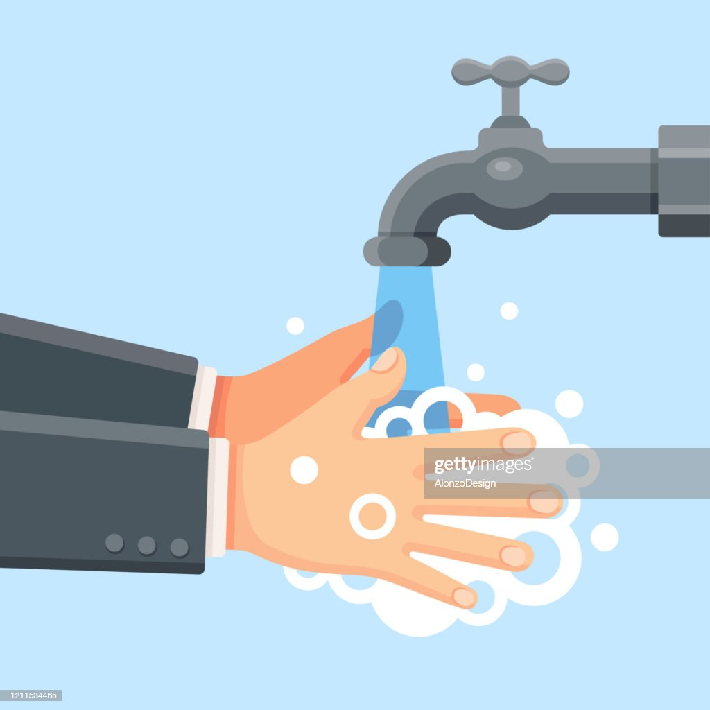 2 220 se laver les mains illustrations getty images