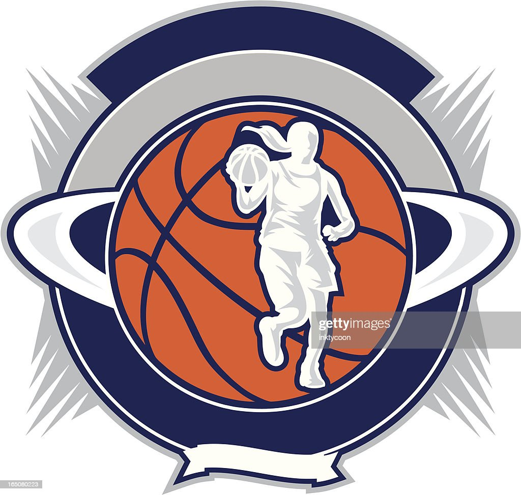 Womens Basketball Vector Art | Getty Images
