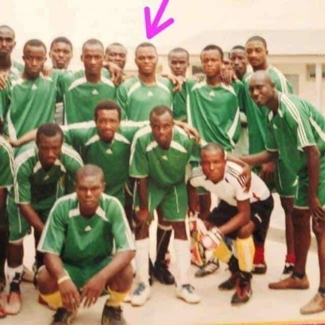 Angel Obinim Spotted In Photo With His Football Squared, Was Once ...