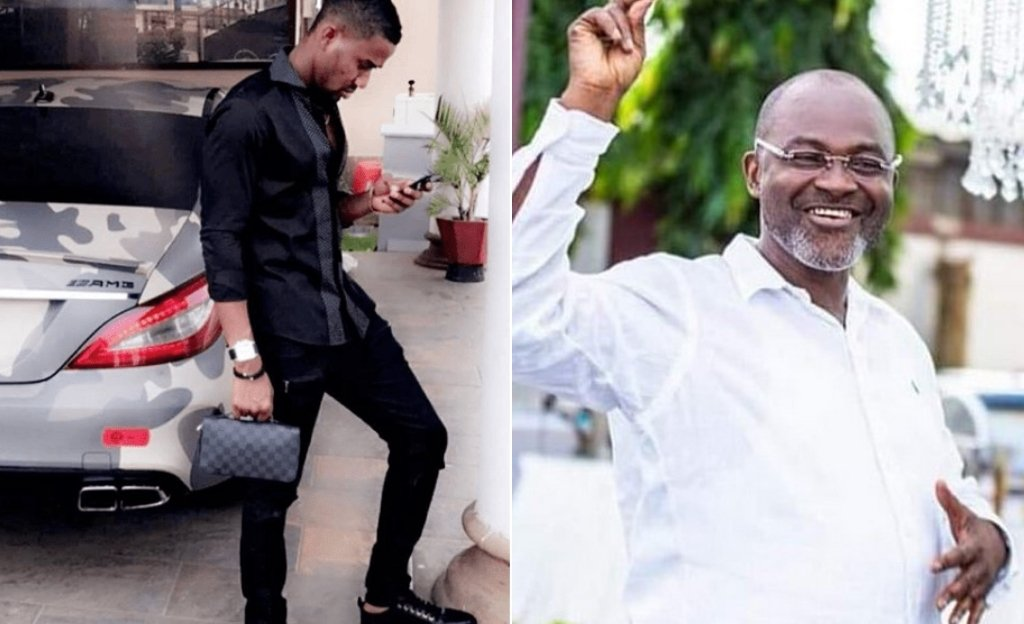 JUST IN: Family Of Ibrah One Visit Kennedy Agyapong To Beg Him
