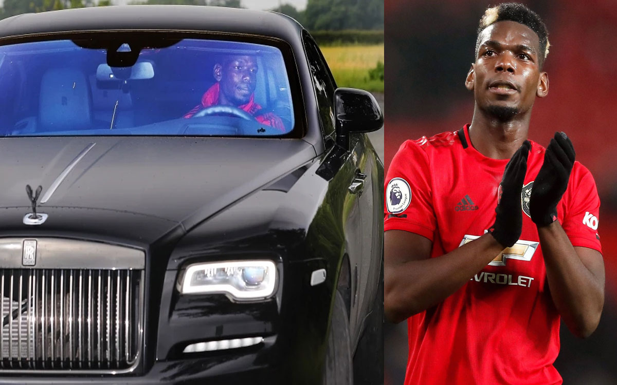 Schmeichel 'convinced' Pogba wants to stay at Man United