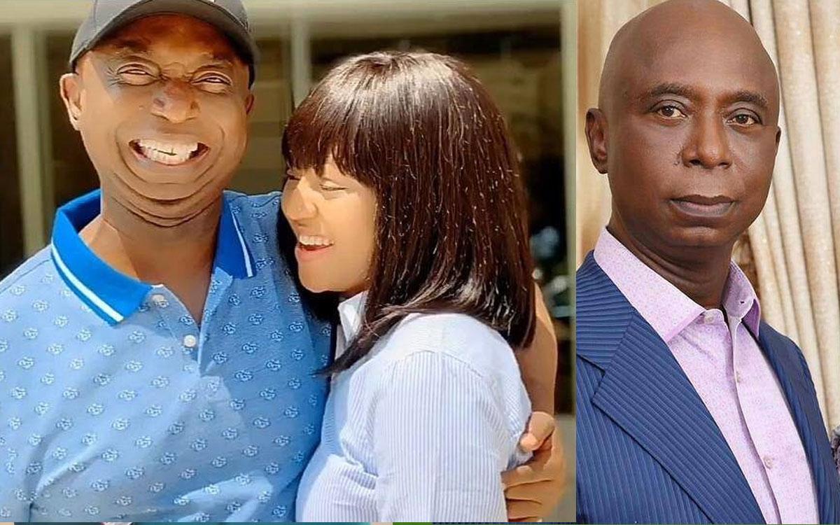 How I Met Regina Daniels ' - Billionaire, Ned Nwoko Narrates How His Relationship With Regina Started - GH Gossip