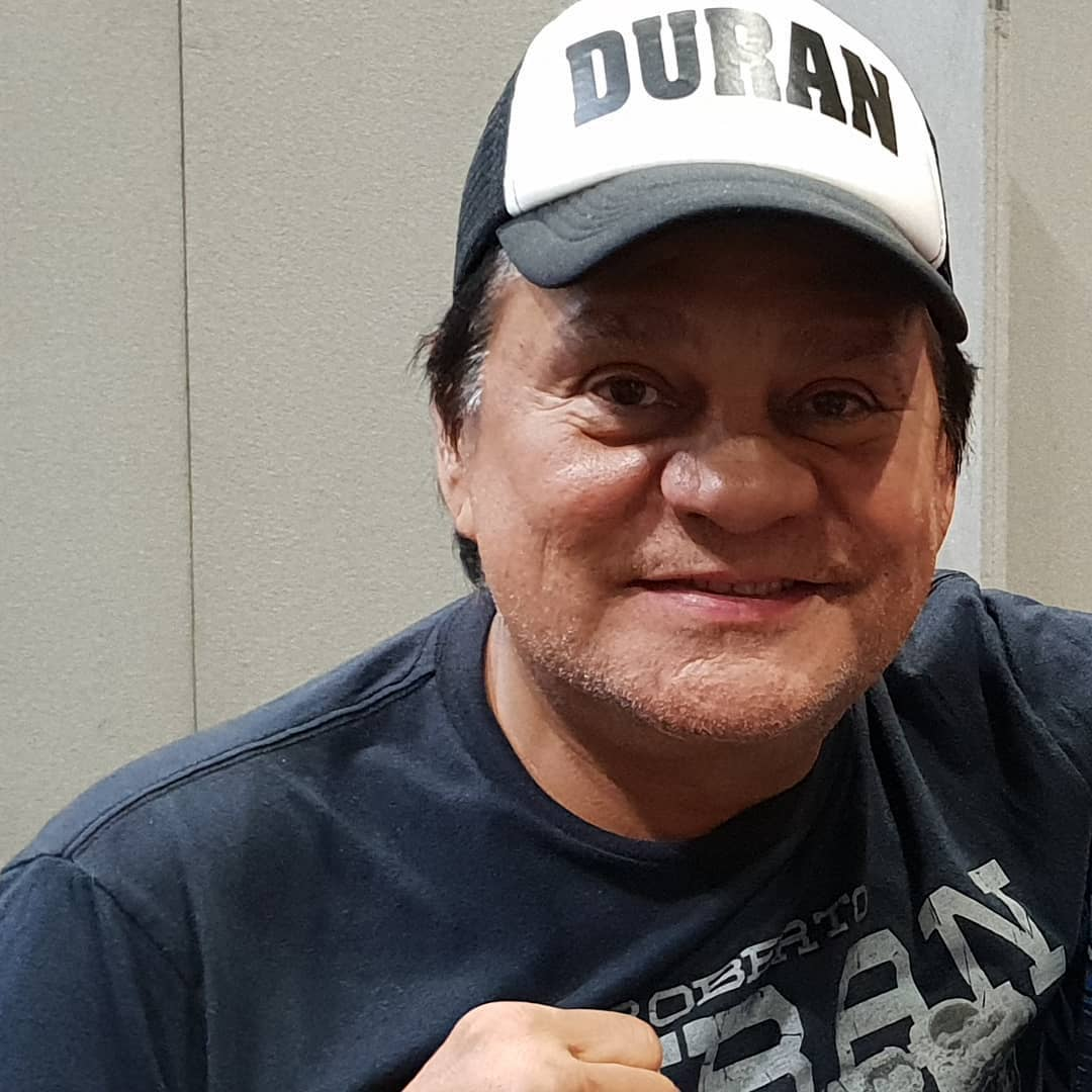 Boxing legend, Roberto Duran hospitalized after testing positive for COVID-19