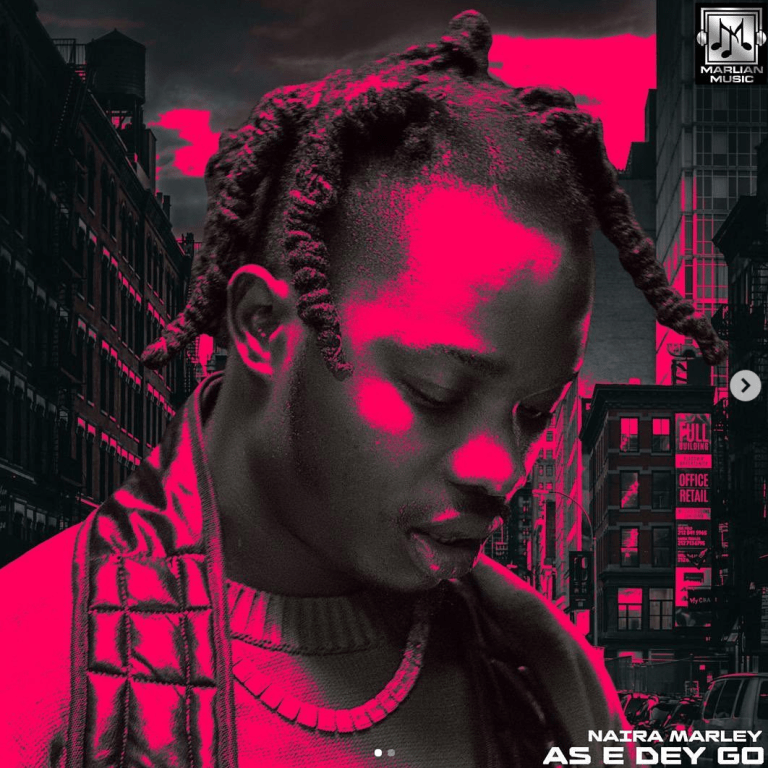 Music + Video | Naira Marley – As E Dey Go