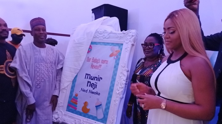 Why Regina Daniels Named Her Son After Her Husband, Ned Nwoko 1