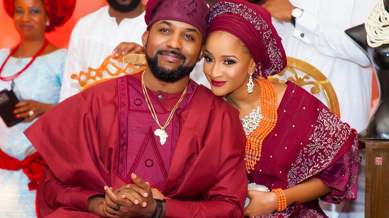 Ghanaian actress and singer Becca marries Nigerian husband