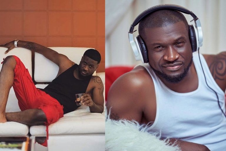 """""""Now That #BBNAIJA Is Over, Hope You All Remember That Buhari Is Still Our President"""" - Peter Okoye Shades"""