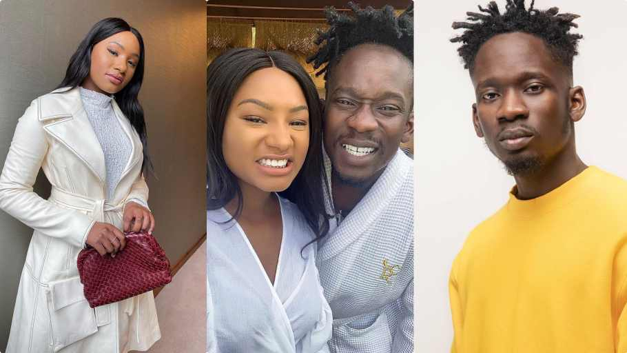 """Where Is My Own""""- Temi Otedola Reacts After Her Boyfriend, Mr Eazi Gifted His  Best Friend PS5"""