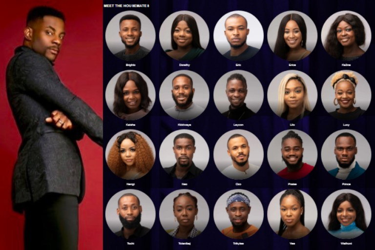 #BBNAIJA: Watch How The Housemates React To Eviction Pressure (Video)