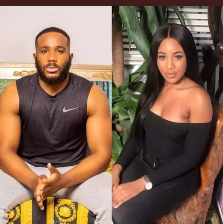 BBNaija 2020: Was Erica Jealous? See Her PRICELESS Reaction After Kiddwaya Kissed Wathoni