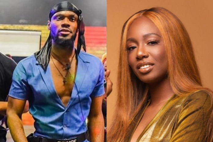 BBNaija 2020: Tolanibaj Opens Up On Sleeping With Prince Last Night