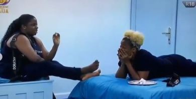 "BBNaija 2020: ""We Need New Men In The House"" - Dorathy And Lucy Cries Out (VIDEO)"