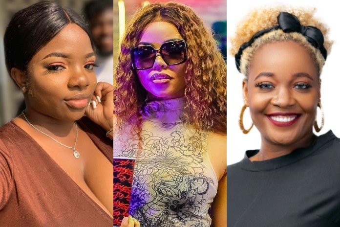 BBNaija 2020: Dorathy And Lucy Trying So Hard Not To Mention Nengi's Name – Refers To Her As Madam