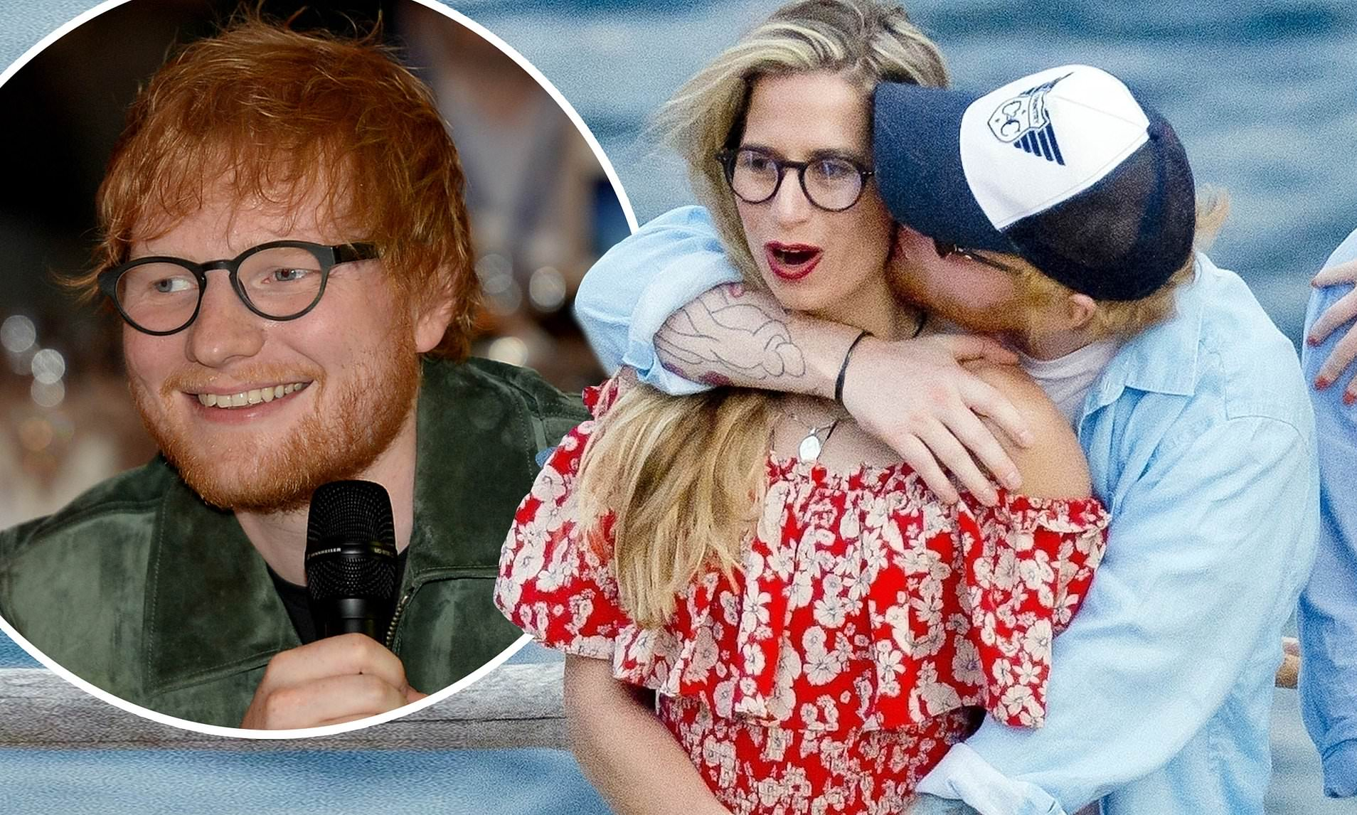 Ed Sheeran And Wife Cherry Seaborn Expecting Their First Child Together