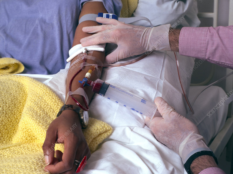Man Threatens To Sue Doctor For Giving Him Blood To Revive Him ...