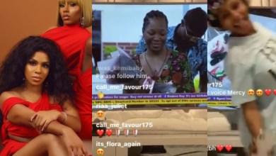 BBNaija 2020: Watch Neo's Sister, Venita And Mercy Eke React After Neo Gave Vee Birthday Presents (Video)