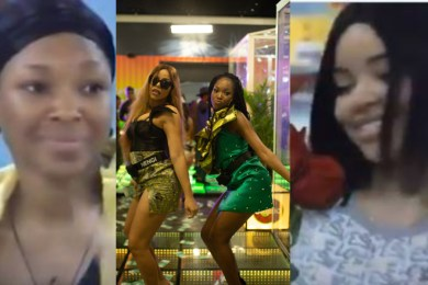 BBNaija 2020: Nengi Delivers Powerful Birthday Speech To Vee