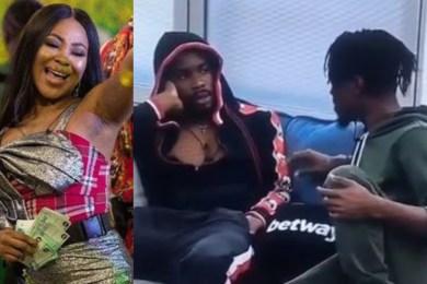 BBNaija 2020: Erica has returned my Ring – Laycon tells Neo
