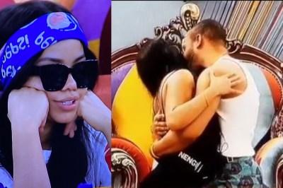BBNaija 2020: Watch Moment Ozo kissed and hugged Nengi after winning Pepsi task (Video)