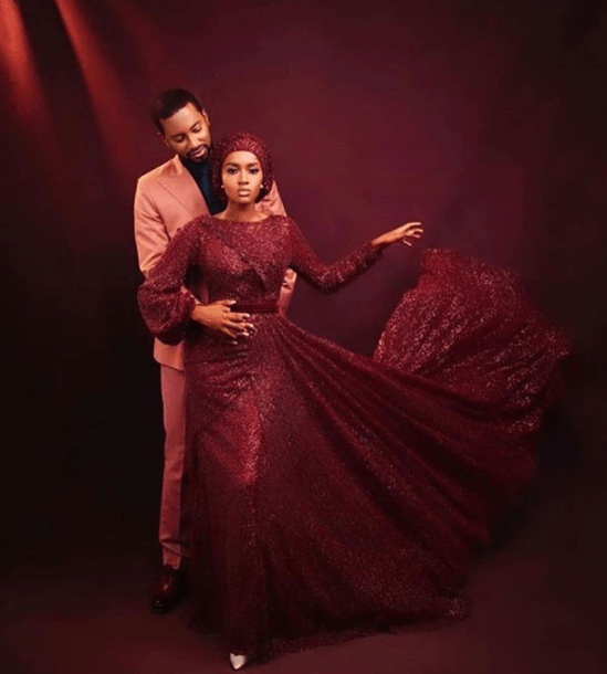 Hanan Buhari Wedding Photos