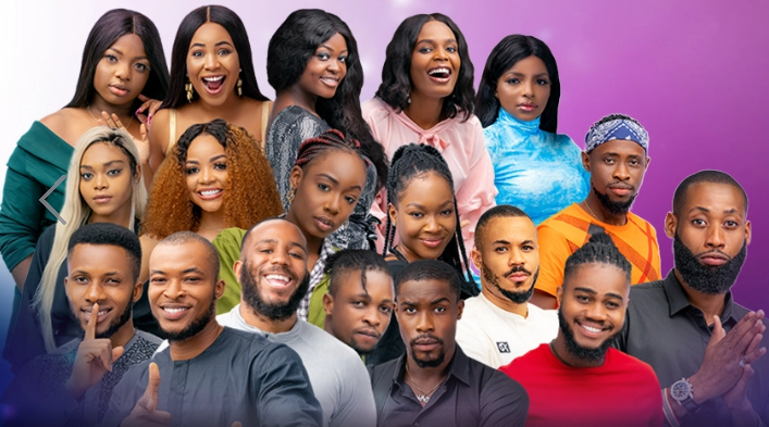 Check out the total number of votes each BBNaija housemate got