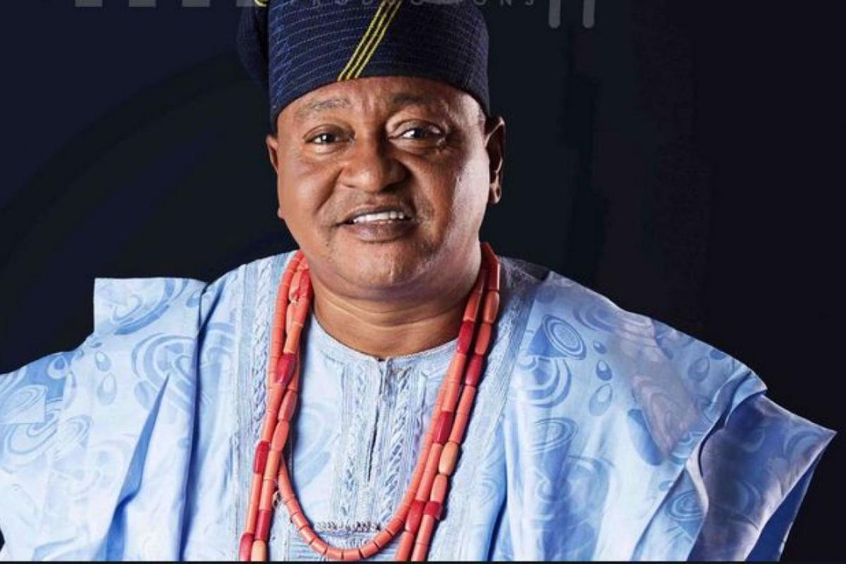 Check Out Amazing Photos Of Veteran Nollywood Actor Jide Kosoko