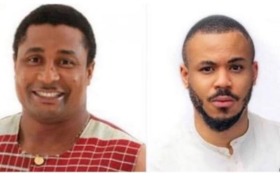 Actor Tony Umez reacts after he was liken to Ozo for begging Nengi