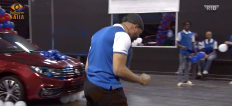 Ozo Beats Neo, BBNaija 2020: Ozo Beats Neo To Win Brand New 2020 Innoson Car (Video), Latest Nigeria News, Daily Devotionals & Celebrity Gossips - Chidispalace