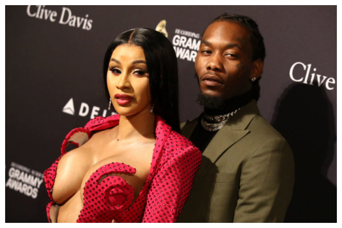 Cardi B Has Reportedly Filed For Divorce From Offset
