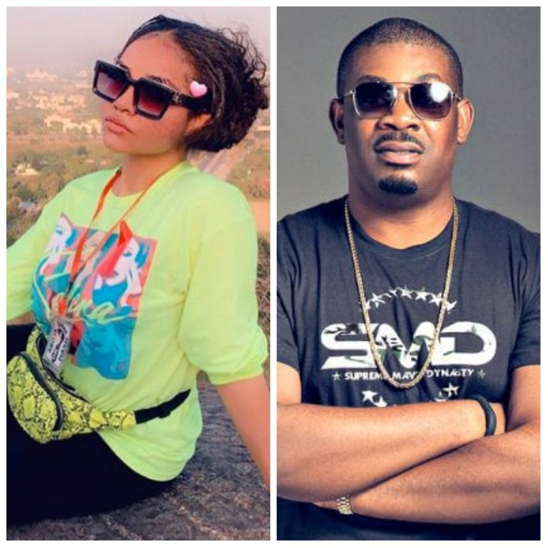 """#BBNAIJA: """"I Can Be Your Rihanna"""" Nengi Reveals She Sent Don Jazzy A Message In 2013 And He Replied (Video)"""