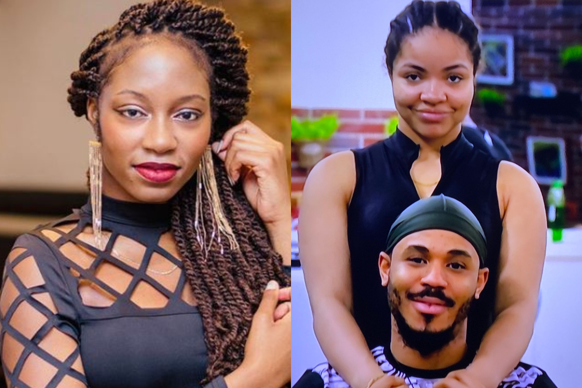 BBNaija: Khafi Reacts To Ozo's Eviction, Says She Knows How Nengi Feels - GH Gossip